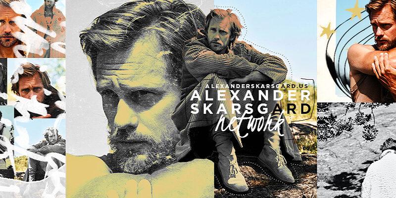 Grand Opening of Alexander Skarsgard Network!